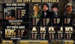 King Kong Video Slots Free Bonus Keep Wins 1