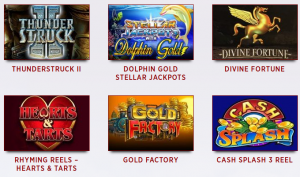 Lucks casino Jackpots