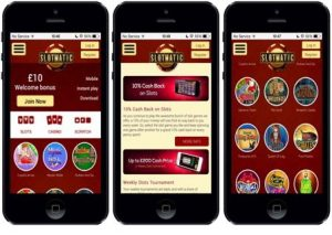 Slotmatic Casino Games