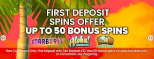 deposit bonus offer