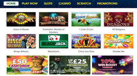 Online slots No Deposit - Coinfalls games