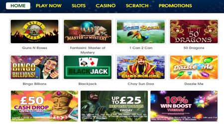 Online slots No Deposit - Coinfalls games