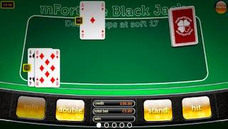 cashmo casino blackjack